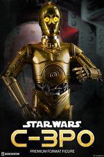C3PO Premium Format Figure Statue Star Wars Collectible Figure Sideshow