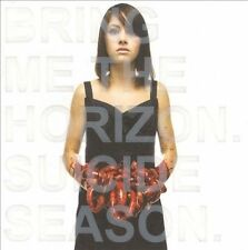 1 CENT CD Suicide Season [PA] - Bring Me the Horizon METAL