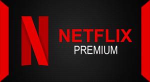 Netflix - 4K UltraHD + HDR ✔️