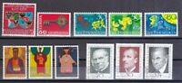 Liechtenstein gestempelt Jahrgang 1968