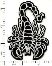 "20 Pcs Embroidered sew or Iron on patches Scorpion Insect 2.38""x3.38"" AP017bB"
