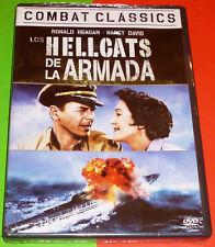 LOS HELLCATS DE LA ARMADA / HELLCATS OF THE NAVY -DVD R2- Precintada