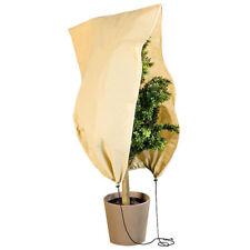 Pflanzenabdeckung: Kübelpflanzensack als Winterschutz, 100 x 80 cm, 80 g/m²