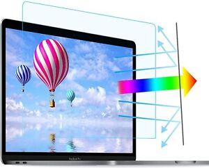 2 Pack 15.6 in Laptop Anti Blue Light Screen Protector - Blue Light Blocking...