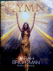 Sarah Brightman Souvenir Program Hymn Tour 2019 New