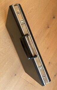 Mallette attaché case Samsonite Black Vintage Année 1970