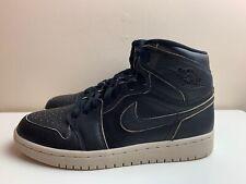 premium selection 4f26c 55887 Nike Air Jordan 1 Retro High Premium Shoes Black UK 6 EUR 40 AA3993 021