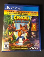 Crash Bandicoot N Sane Trilogy [ Bonus Edition ] (PS4) NEW