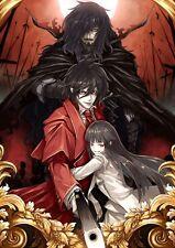 Alucard Hellsing Vampire Anime Fabric Art Cloth Poster 17inch x 13inch Decor 05