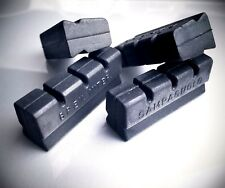 BRAKE PADS Campagnolo Nuovo Super Record Gran Sport NOS 4 Pattini Freno