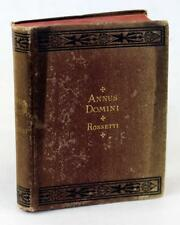 1st Ed 1875 Annus Domini A Prayer for Each Day of the Year Christina Rossetti