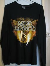Amon Amarth - 2008 Aussie The Wrath of the Norsemen 'ff'. LongSleeve RARE.