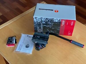 Manfrotto MVH502AH Pro Video Head with Flat Base - Excellent condition