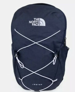 The North Face Jester Backpack Urban Navy Light Heather / TNF White Brand New