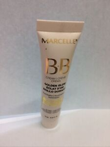 MARCELLE BB Cream Golden Glow 10ml  small sample size
