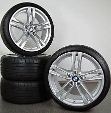 Original BMW Styling M373 Doppelspeiche 6er F06 F12 F13 20 Zoll Sommerräder RDCi