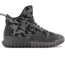 75bcc9359c6b adidas Originals Tubular X UNCGD Uncaged Sneaker Schuhe Grau Camouflage  BB8403