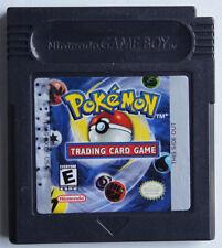 Authentic Pokemon Trading Card Game GBC