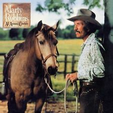 #189 SEALED Unmarked DCC Audiophile CD MARTY ROBBINS All Around Cowboy crk
