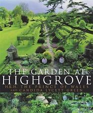 The Garden at Highgrove by Charles, Candida Lycett Green (Hardback, 2000)