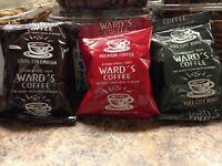 Premeasured Coffee Pkt Sampler 3pkts - 2oz - Makes One Full Pot Each!