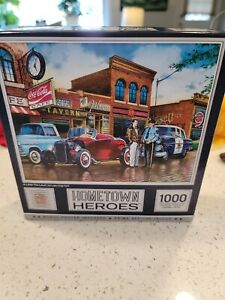 MasterPieces Hometown Heroes - A Little Too Loud 1000pc Puzzle