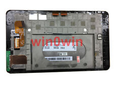 LCD LED Touch Screen Digitizer Assembly Frame For Dell Venue 8 3840 5613W FPC-1