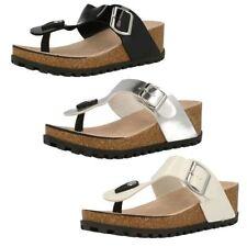 Unbranded Wedge Slip On Sandals for Women