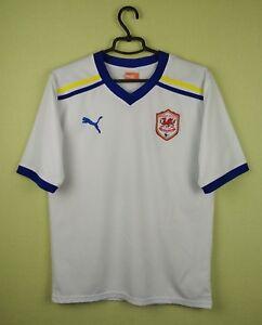 Cardiff City jersey shirt #18 2011/2012 Away official puma soccer football s. M