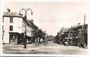 Pershore. High Street # 1007 in RA Series.