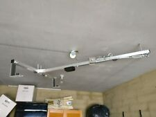 Hardtop ceiling hoist lifting system for Mercedes-Benz R129 SL manual winch