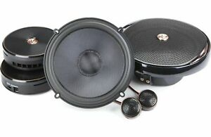 "Infinity KAPPA-60CSX 200W RMS 6.5"" Kappa Series 2-Way Component Car Speakers"