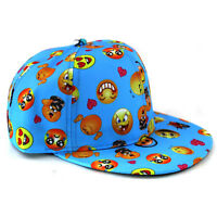 Children Baby Kids Girls Boys Mickey Sun Hats Hippy Snapback Sports Baseball Cap