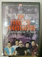 The Fabulous Thunderbirds Invitation Only dvd nuovo in box