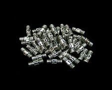100 x 8mm Tibetan Silver Tube Spacer Beads Jewellery Craft Beading Findings O149