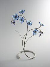 SWAROVSKI #988071 DANUBA SAPPHIRE BRAND NIB FLOWERS FORGET ME NOT BLUE LOVE F/SH