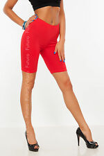 Cotton Leggings 1/2 Length Over-Knee Shorts Active Sport Dance Cycling PLKX