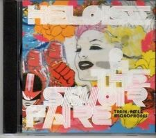 (DG531) Heloise & The Savoir Fare, Trash Rats & Microphones - 2007 DJ CD