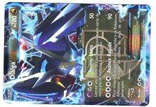 POKEMON (NOIR & BLANC) EXPLOSION PLASMA HOLO N°  65/101 DIALGA EX 180 PV