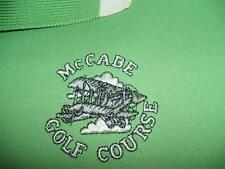 Page and Tuttles McCabe Xl Shirt Golf Course Nashville Tn ss polo Green biplane