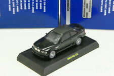 BMW M3 CSL 2003 Black Carbon Roof 1/64 Kyosho Minicar Collection1 2005  limited