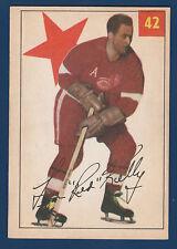 RED KELLY 54-55 PARKHURST 1954-55 NO 42 EXMINT 5