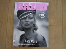 DAZED & CONFUSED MAGAZINE KATE MOSS,ETHAN GREEN,NEW.