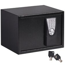 "Wall Mounted 14"" Digital Money Jewelry Deposit Hotel Home Office Safe Lock Box"