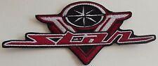 Yamaha V Star  embroidered cloth patch.     B031204