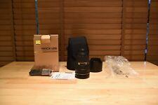 Nikon G ED 24-70 mm f2.8 AF-S Lens excellent état