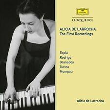 Alicia de Larrocha - First Recordings [New CD] Australia - Import
