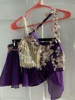 Glamour Adult M 2 piece lyrical costume