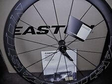 Easton EC90 Aero Carbon Tubular 55mm Road Front Wheel BNIB