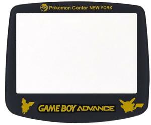 Premium Glass Gameboy Advance (GBA) Pokemon Center New York Screen Lens